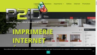 Site internet de P21D