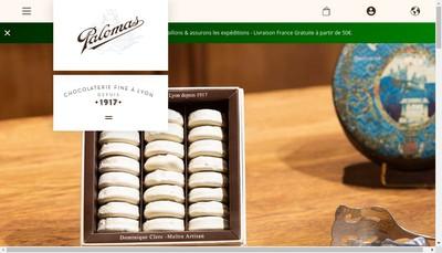 Site internet de Palomas