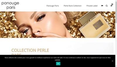Site internet de Panouge SAS