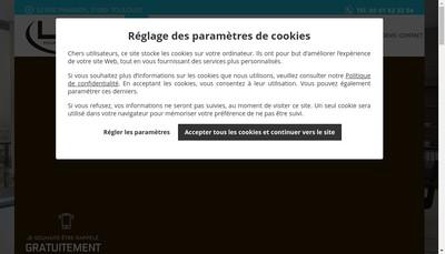 Site internet de Lpc