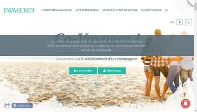 Site internet de Paravecmoi
