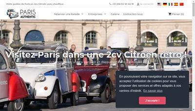 Site internet de Boulangerie Joseph