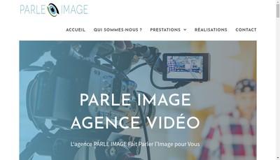 Site internet de PARLE IMAGE