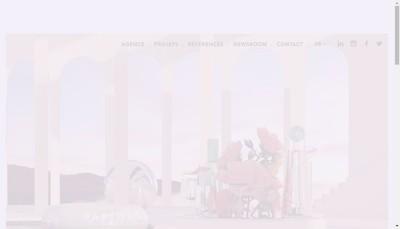 Site internet de Jean-Pierre Tochon Architecte