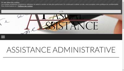 Site internet de Pascal Assistance