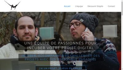Site internet de Les Fabricants