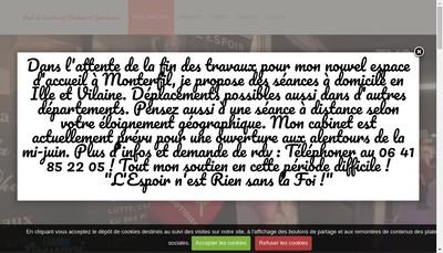 Site internet de Paul de Combourg