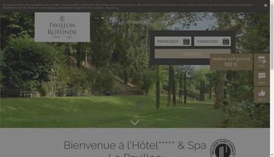 Site internet de La Rotonde