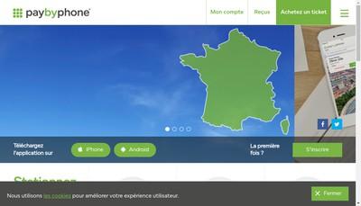 Site internet de Mps