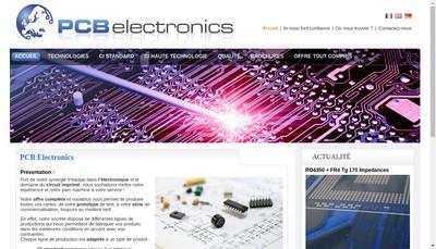 Site internet de Pcb Elect Export