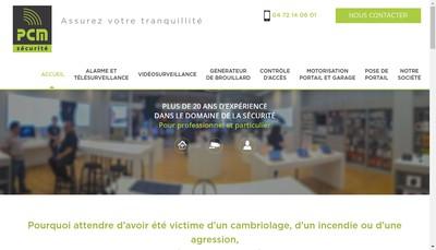 Site internet de Pcm