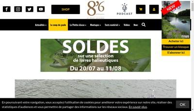 Site internet de Les Amis de Peches Sportives