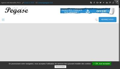 Site internet de Multimedia City