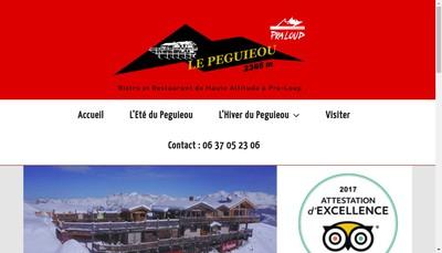 Site internet de Le Peguieou