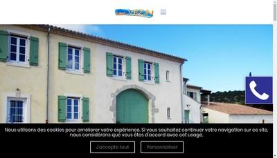 Site internet de Entreprise Vezin