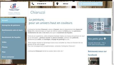 Site internet de Chiaruzzi et Cie