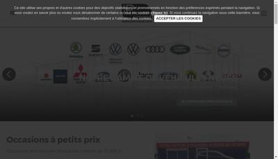 Site internet de Groupe Pericaud