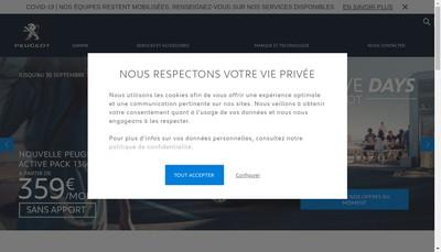 Site internet de Jules Caille Auto