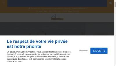 Site internet de Pezzimenti et Cie