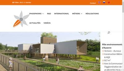 Site internet de Phosporis SAS
