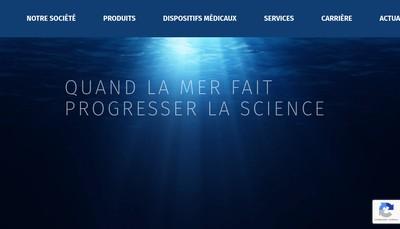 Site internet de Phosphotech