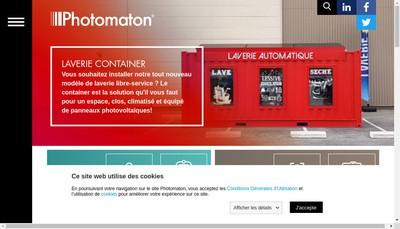 Site internet de Photomaton