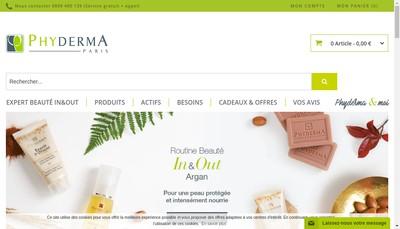 Site internet de New Stefal Holding