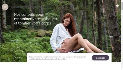 Site internet de Les Laboratoires Phytodia