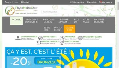Site internet de Phytomoinscher