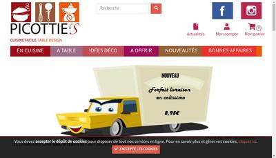 Site internet de Sd Creations