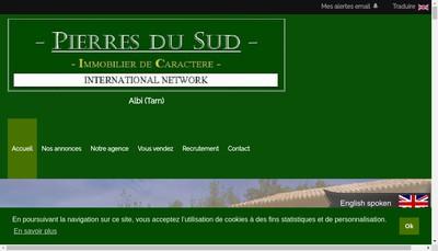 Site internet de Agence 3