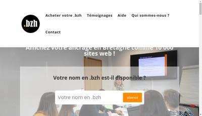 Site internet de Association Www Bzh