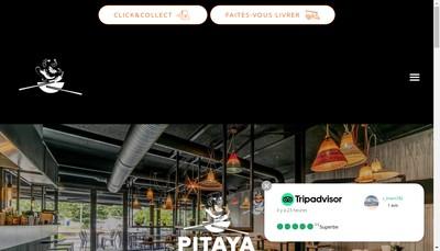 Site internet de Pitaya Developpement
