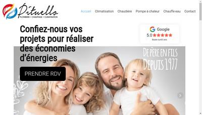 Site internet de Pituello Jean