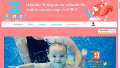 Site internet de Piwapee