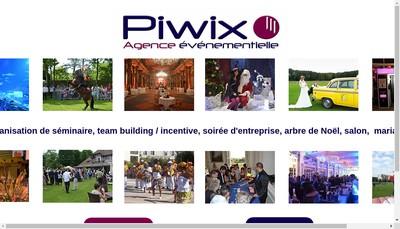 Site internet de Piwix