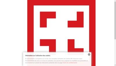 Site internet de Pixelsquare