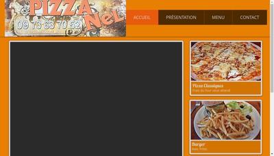 Site internet de Pizzanel