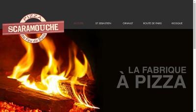 Site internet de Scaramouche
