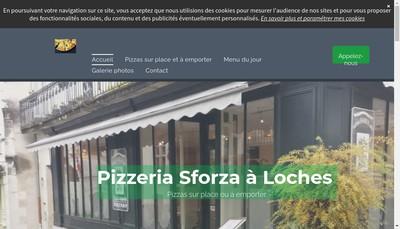 Site internet de La Mie Lochoise