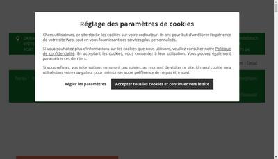 Site internet de Ecole Plantasante