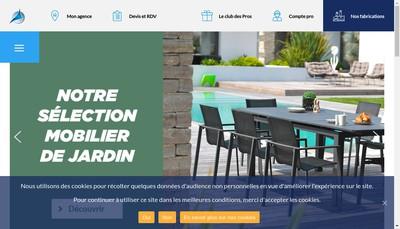 Site internet de Plattard Beton