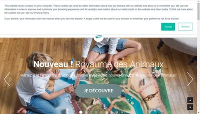Site internet de Carpeto