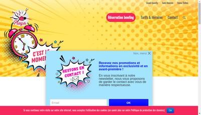 Site internet de Plaza Saint Maximin