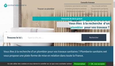 Site internet de IGCS Instal Genie Climat et Sanit