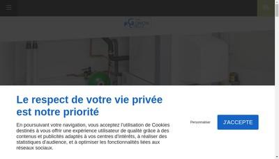 Site internet de SARL Gonon Cyrille