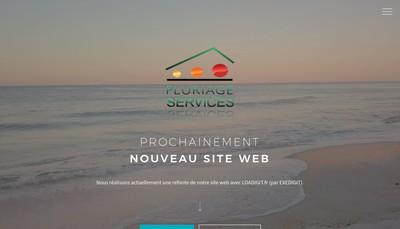 Site internet de Pluriage Services