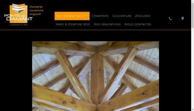 Site internet de Pointe de Diamant
