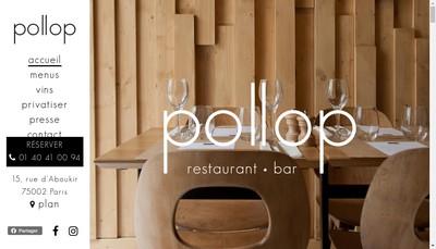 Site internet de Pollop
