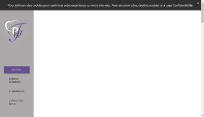 Site internet de Groupe Grosdemouge